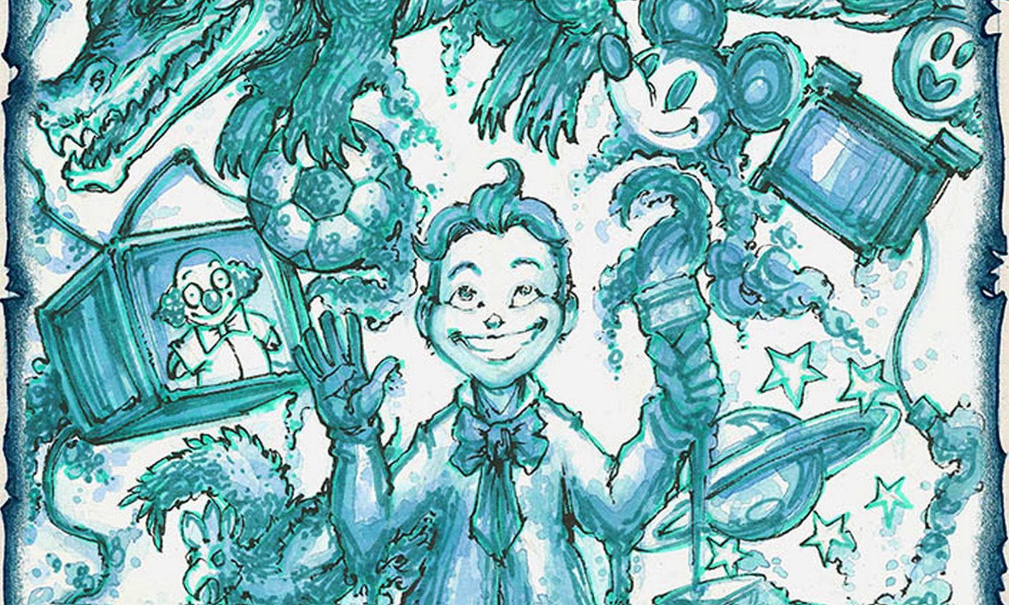 Blue Boy, il nuovo fumetto gratuito